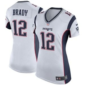 Women's New England Patriots Tom Brady Jersey